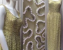60s Beaded Dress Etsy