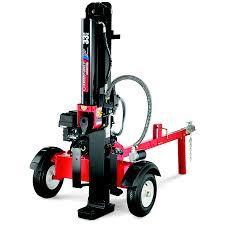 black friday log splitter shop troy bilt 33 ton gas log splitter at lowes com
