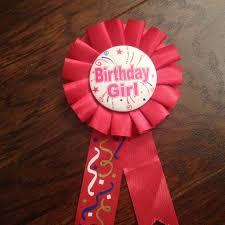 birthday girl pin find more birthday girl ribbon pin for sale at up to 90