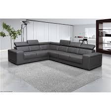 dimension d un canapé canapé d angle caaria