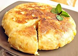 cuisiner espagnol tortilla espagnole thermomix une recette de plat facile
