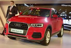 audi price range in india photos audi q3 suv 2015 launched in india at a price tag of rs
