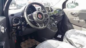 Fiat 500 Interior First Photo Of 2016 Fiat 500 Facelift U0027s Interior Reveals