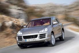 2010 Porsche Cayenne - 2010 porsche cayenne driving eurocar news