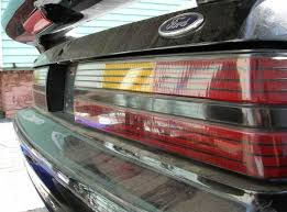fox body tail lights cobra tail light lenses don t fit on gt mustang forums at stangnet