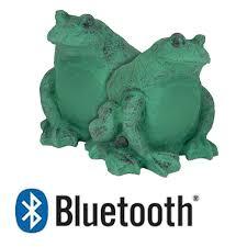 Wireless Outdoor Patio Speakers Btf 525 Wireless Bluetooth Frog Speaker Pair