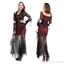 Cheap Vampire Halloween Costumes Quality Women Vampire Costumes Devil Cosplay
