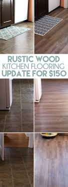 kitchen floor idea best 25 kitchen floors ideas on kitchen flooring