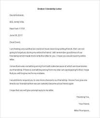 friendly letter templates 44 free sle exle format free
