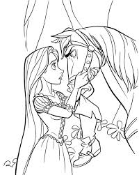 printable 34 princess coloring pages rapunzel 3400 tangled