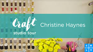 sewing room tour christine hayne u0027s studio