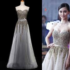 formal gowns prom dresses gray prom dress formal gown prom dresses grey evening