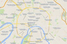Google Maps Traffic Time Of Day Maps Of Moscow U2013 Traffic Public Transport And Tips