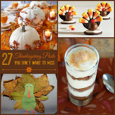thanksgiving crafts recipes decor ideas