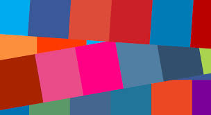 social media color hex codes compete themes