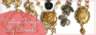 vintage necklace designs images Vintage design brenda sue lansdowne b 39 sue jewelry jewelry made jpg
