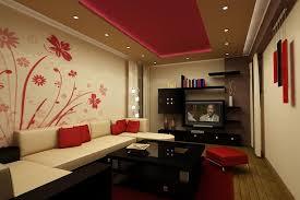 www home decor beautiful modern home decor living room floral wall decal cream sofa