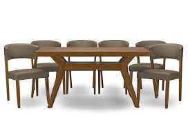 Dining Room Furniture Montreal C4 Affordable Modern Design Baxton Studio