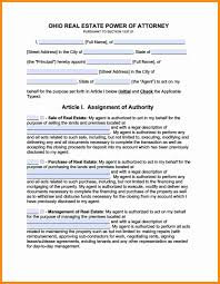 Power Of Attorney For Property by 9 Grandparents Power Of Attorney Form Action Plan Template
