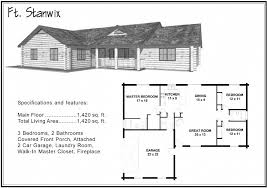 cabin design plans sierraloghomes
