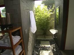 outdoor bathrooms ideas indoor outdoor bathroom hgtv