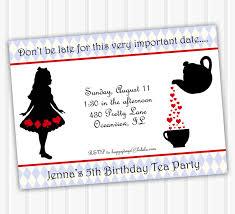 rustic tea party bridal shower invitations templates bridal party