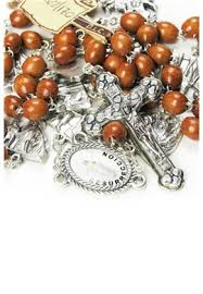 wooden rosaries wooden rosaries online the vatican gift shop