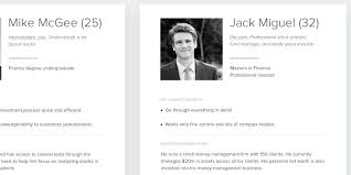 ux personas simple cv ai template bypeople