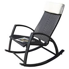 Polywood Jefferson Rocking Chair Guide To Pick The Best Black Rocking Chair