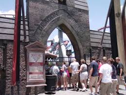 Harry Potter Adventure Map Top 10 Roller Coasters In Orlando Cultural Travel Guide