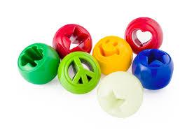 Usa Halloween Planet Planet Dog Orbee Balls
