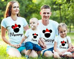 family shirts disney family matching shirts matching