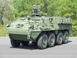 old military vehicles us army moves ahead with v hull strykers