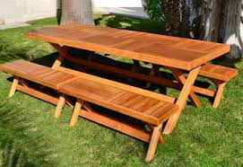 Outdoor Folding Tables Wood Folding Tables Folding Wood Tables Forever Redwood
