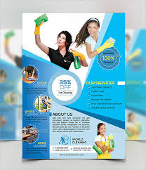 house cleaning flyer template 9 download documents in psd