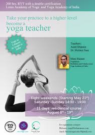 200 hr yoga teacher training program ttc beirut yoga center