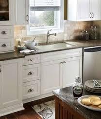 Elkay Faucets Kitchen Elkay Antique Steel W Dark Granite Sink And Light Coutertop