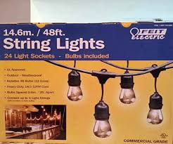 Costco Led Outdoor Lights Costco String Lights Color Changing Led Outdoor No2uaw
