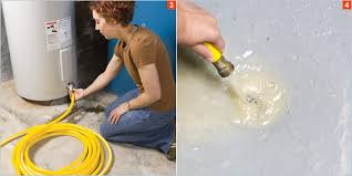 weekend project flush your water heater
