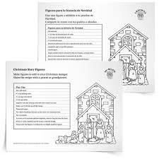 Printable Activity Book Christmas Printable Activities U0026 Prayers For Catholic Kids