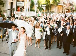 new orleans wedding wedding processional new orleans once wed