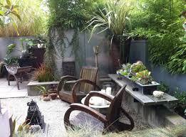 small tropical backyard ideas creative small gardens