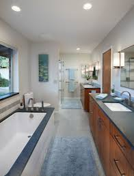 Modern Master Bathroom by Bathroom Remodel Tucson