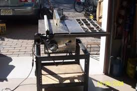 10 Craftsman Table Saw Craftsman Bench Saw 10