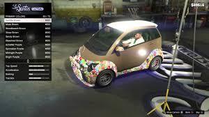 hellaflush smart car smartcar jdm build up gta5 next gen youtube
