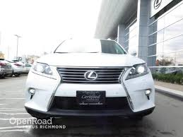 lexus rx for sale bc used 2015 lexus rx 350 for sale in richmond bc openroad lexus