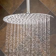 Shower Head In Ceiling by Ultra Thin Rain Shower Head Bathroom