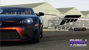 lexus lfa headlights forza motorsport 6 apex lexus lfa pc gameplay 60fps 1080p youtube