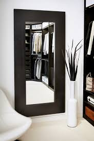 stel we doen wel schuifdeur kan er een spiegel op de deur aan de