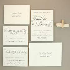 Elegant Wedding Invitations Classic Elegant Wedding Invitations Vertabox Com